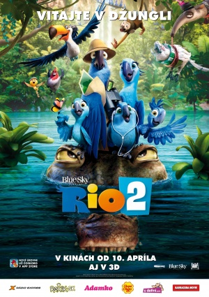 Rio 2 - Dschungelfieber 3531x5000
