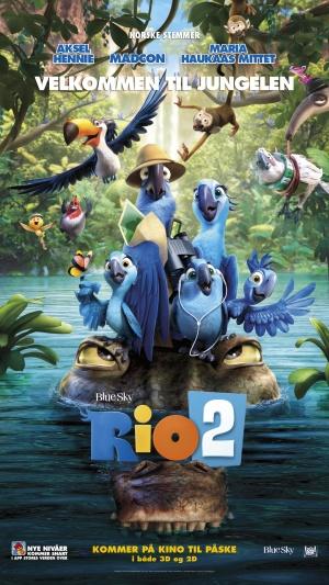 Rio 2 - Dschungelfieber 1080x1919