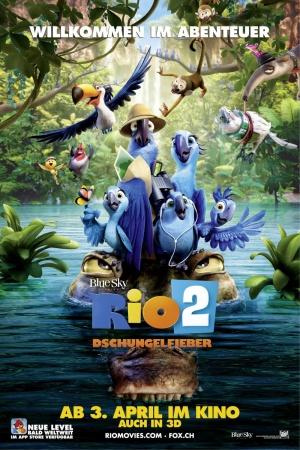 Rio 2 - Dschungelfieber 1000x1500