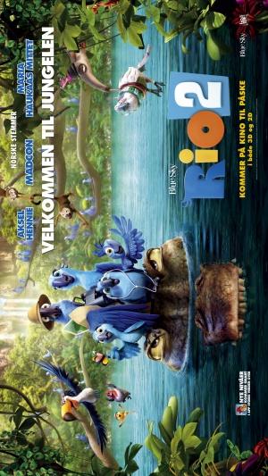 Rio 2 - Dschungelfieber 1080x1920