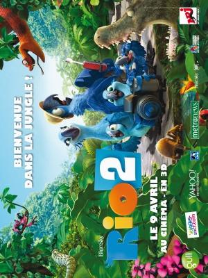 Rio 2 - Dschungelfieber 2835x3780