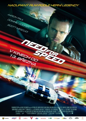 Need for Speed 3533x5000