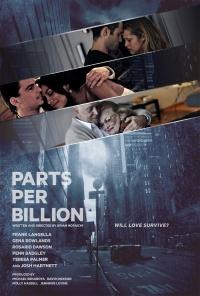 Parts Per Billion poster