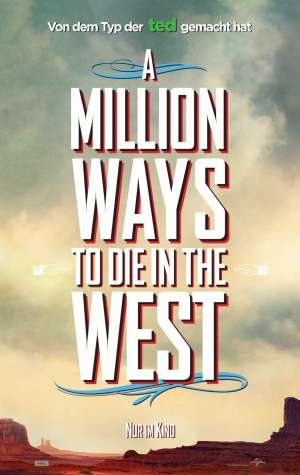 A Million Ways to Die in the West 1293x2048
