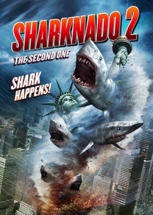 Sharknado 2: The Second One 726x1019