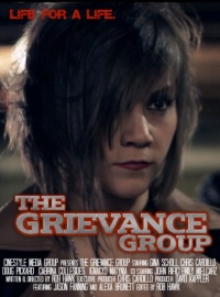 The Grievance Group poster