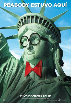 Mr. Peabody & Sherman 1408x2048