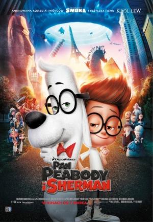 Mr. Peabody & Sherman 1105x1600