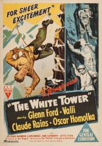 The White Tower poster