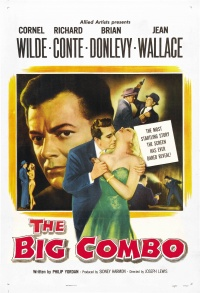 The Big Combo poster