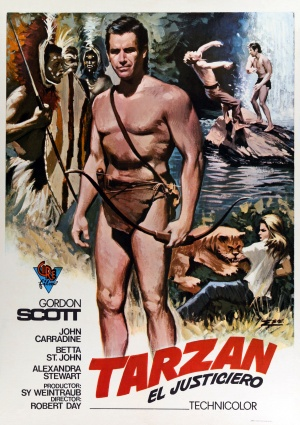 Tarzan the Magnificent 3000x4250