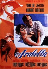 Bad Arabella poster
