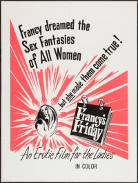 It's... Francy's Friday poster