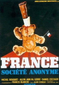 France, Incorporated poster
