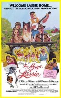 The Magic of Lassie poster