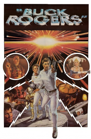 Buck Rogers in the 25th Century 2560x3906