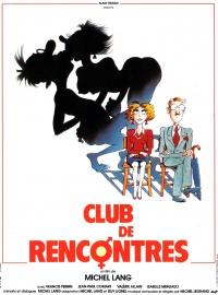 Club de rencontres poster