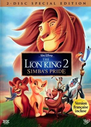 Der König der Löwen 2: Simbas Königreich 2027x2830