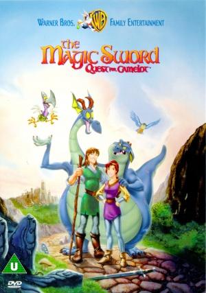 Das magische Schwert - Die Legende von Camelot 2038x2898