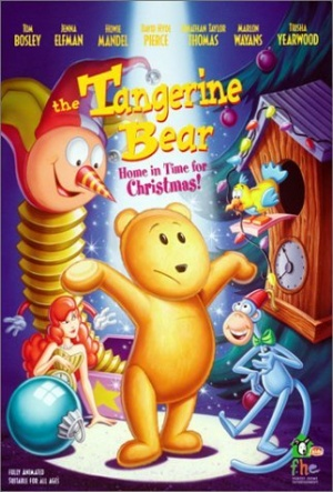 The Tangerine Bear: Home in Time for Christmas! 322x475