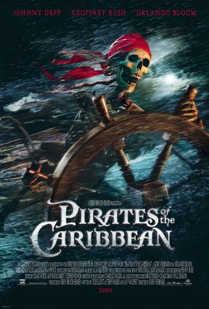 Pirates of the Caribbean: The Curse of the Black Pearl 3378x5000