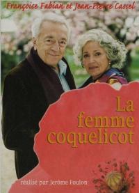 La femme coquelicot poster
