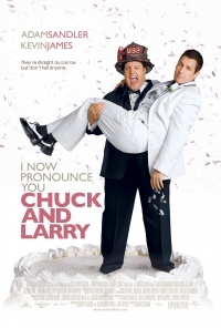 I Now Pronounce You Chuck & Larry poster
