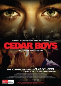 Cedar Boys poster