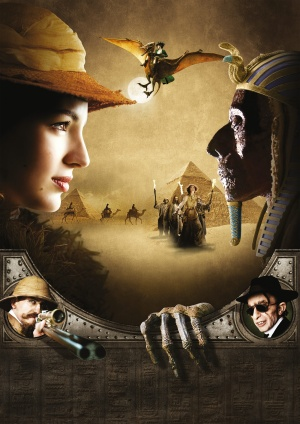 Adèle und das Geheimnis des Pharaos 3536x5000