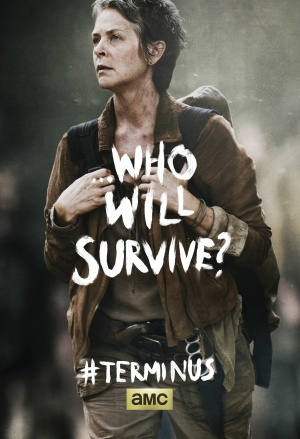 The Walking Dead 2100x3075