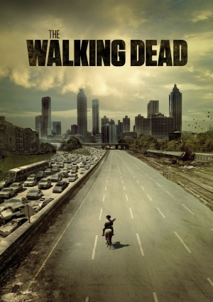 The Walking Dead 1698x2404