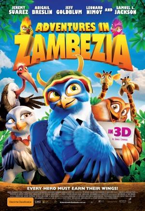 Zambezia - In jedem steckt ein kleiner Held 2421x3508