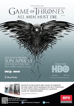 Game of Thrones 3482x4970