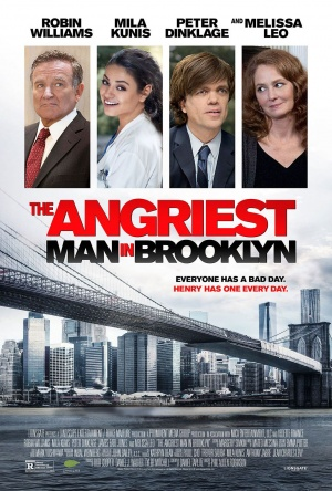 The Angriest Man in Brooklyn 1013x1500