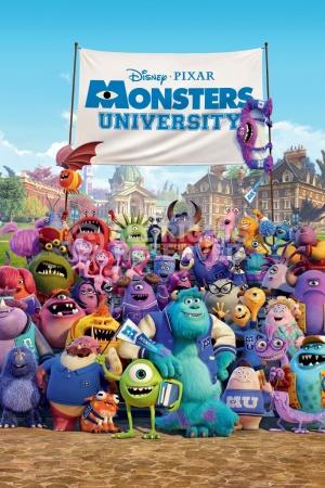 Monsters University 1000x1500