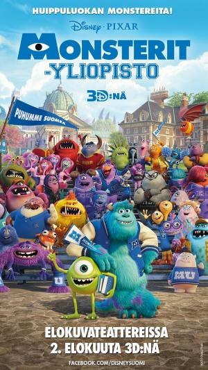 Monsters University 900x1600