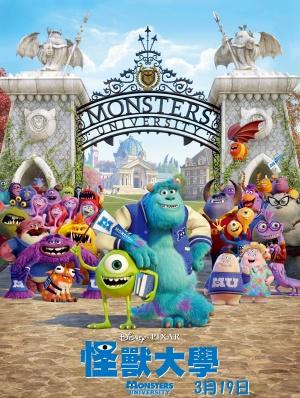 Monsters University 2161x2870
