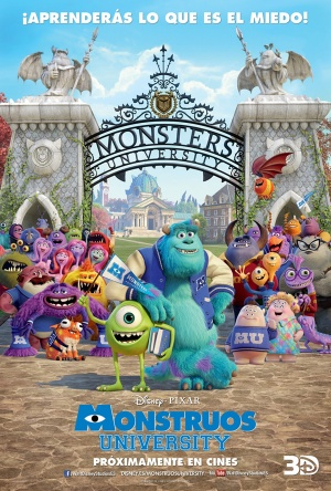 Monsters University 1080x1600