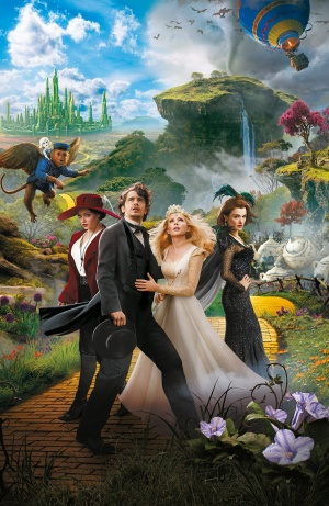 Oz the Great and Powerful 3251x5000