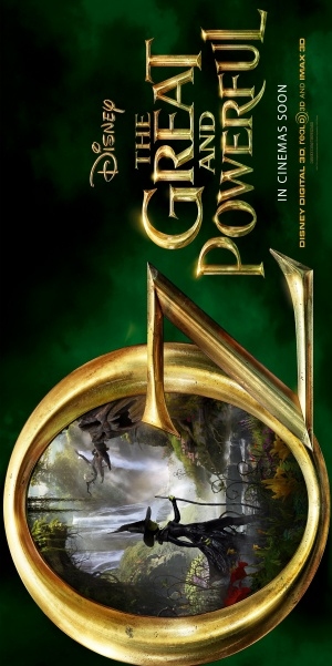 Oz the Great and Powerful 2497x5000