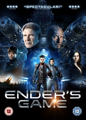 Ender's Game 1071x1500