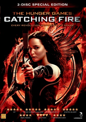 The Hunger Games: Catching Fire 1540x2175