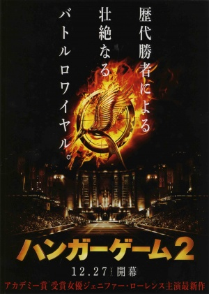 The Hunger Games: Catching Fire 2520x3537