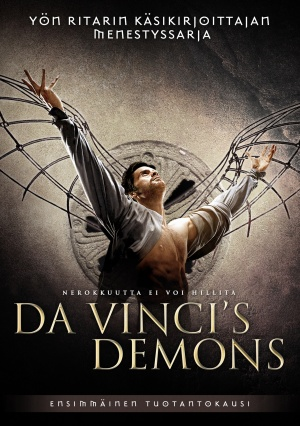 Da Vinci's Demons 1748x2480