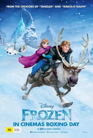 Frozen 3375x5000
