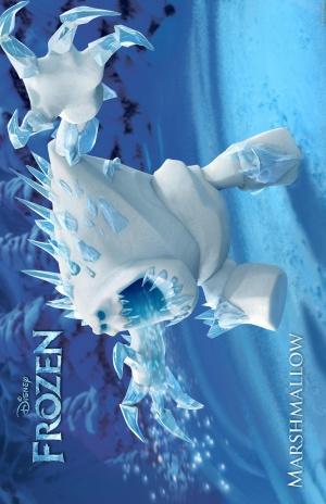Ledové království 3235x5000