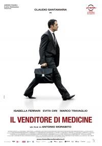 Il venditore di medicine poster