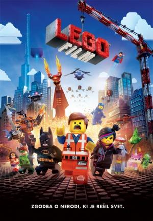 The Lego Movie 555x800