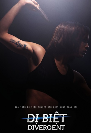 Divergent 400x581