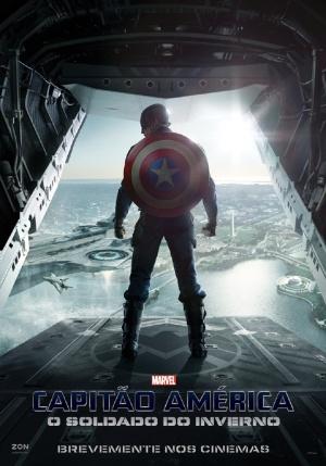 Captain America: The Winter Soldier 950x1357